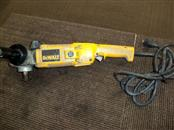 DEWALT POLISHER DW849 8AMP 7IN/9IN ELECTRONIC VARIABLE SPEED RIGHT ANGLE POLISHE
